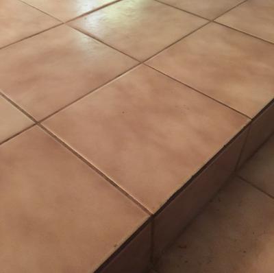Grand Prairie Tile Floor Repair After